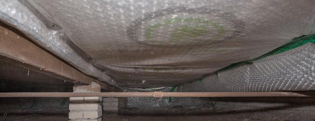 PIF thermisch isolatiefolie